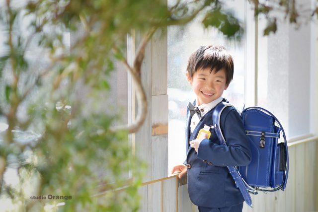 卒園式 入学式 卒園証書 ランドセル 制服 新一年生 小学生 奈良市写真館 入学卒園写真