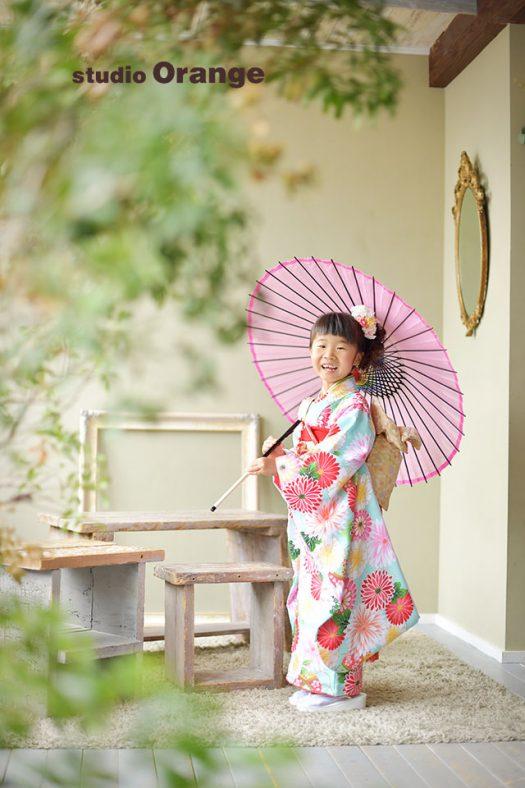 奈良 写真館 七五三 フォトスタジオ