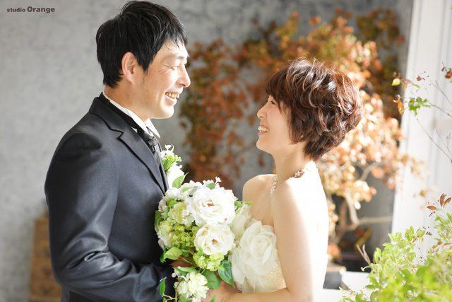 パパ婚 ママ婚 結婚記念日 ウェディングドレス