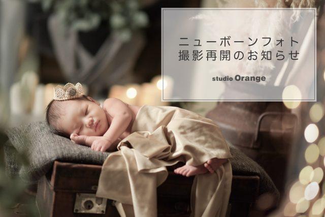 ニューボーンフォト 新生児 生後7日 ニューボーン