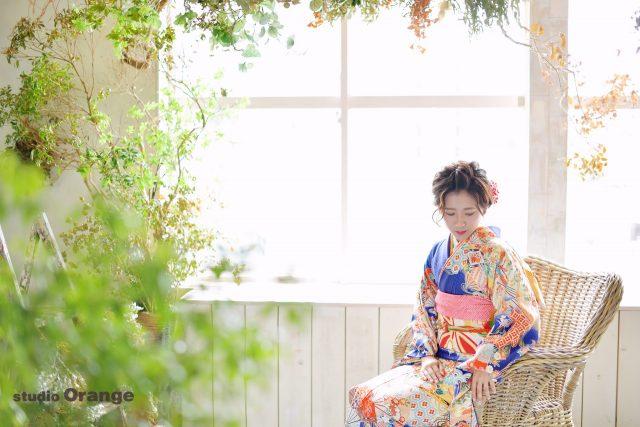 奈良 写真館 成人式 前撮り フォトスタジオ