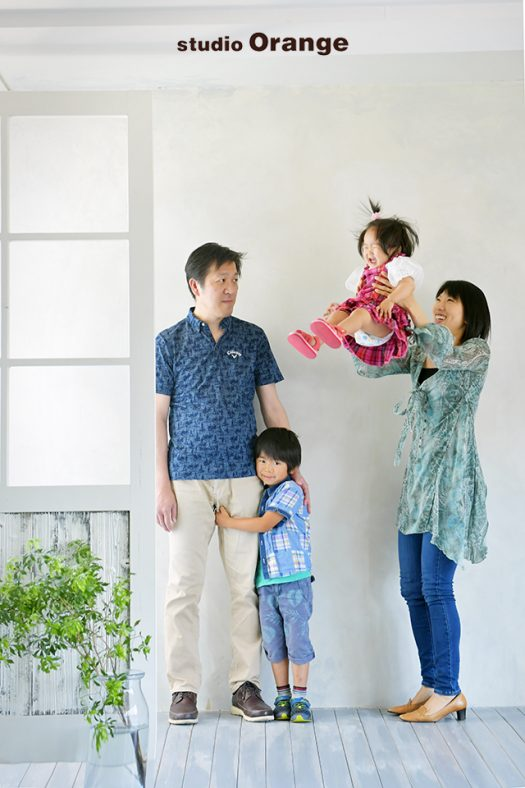 奈良 写真館 バースデー お誕生日 フォトスタジオ