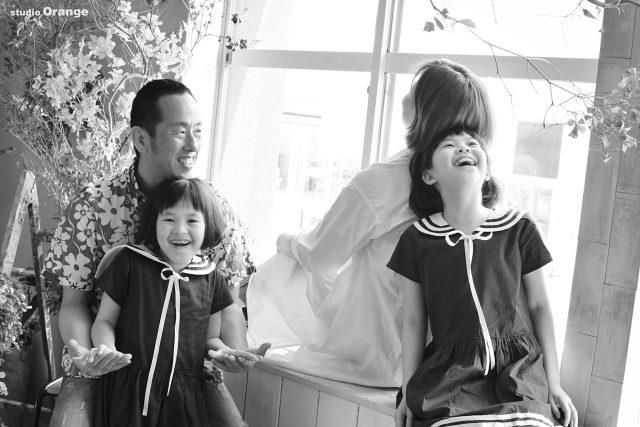 バースデー お誕生日 女の子 姉妹 家族撮影 奈良 写真館