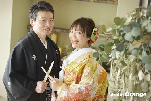 奈良 写真館 結婚 ウェディング フォトスタジオ 色打掛