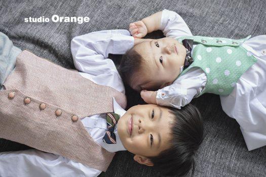 奈良市 写真館 お宮参り お誕生日記念 フォトスタジオ ナチュラル