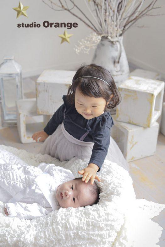 奈良 写真館 お宮参り 赤ちゃん