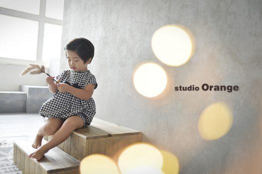 奈良 写真館 バースデー ドレス