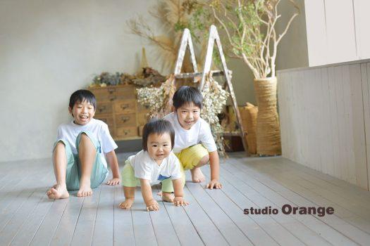 奈良 写真館 お誕生日 バースデー
