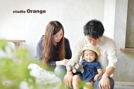 奈良 写真館 お誕生日 バースデー 記念撮影