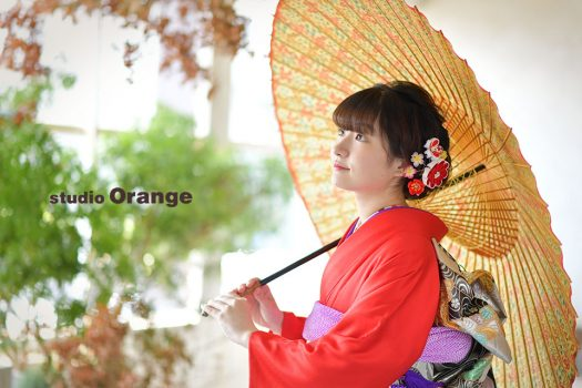 奈良 写真館 成人式