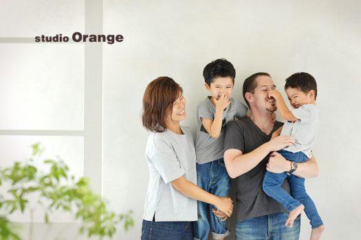 奈良 写真館 七五三 家族