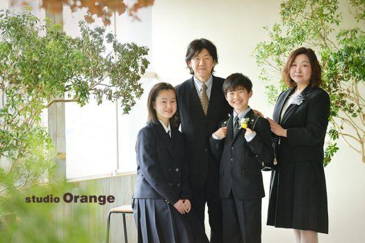 奈良 写真館 卒業
