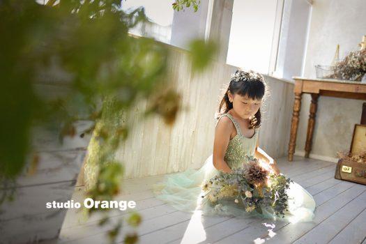 七五三 七歳 女の子 奈良 写真館 フォトスタジオ