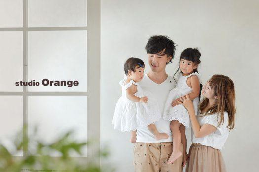 奈良 写真館 家族撮影