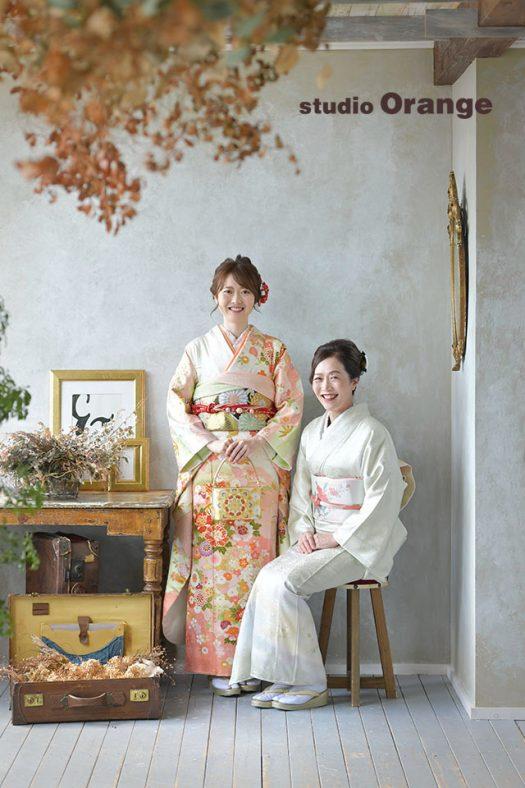 奈良 写真館 成人記念