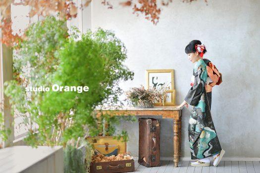 奈良 写真館 成人式 成人記念