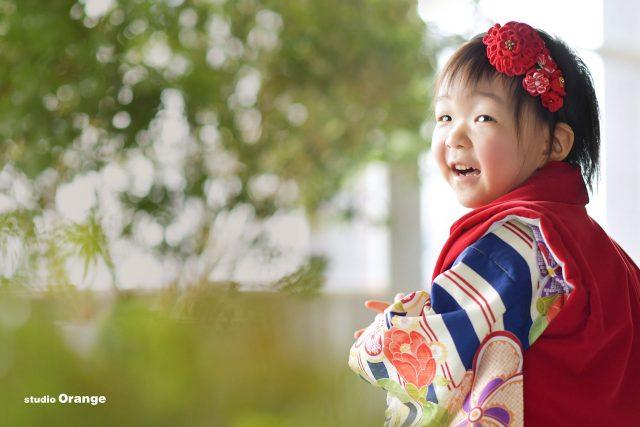 七五三 ご祈祷 参拝 春日大社 帯解寺 生駒神社 お着物 お被布