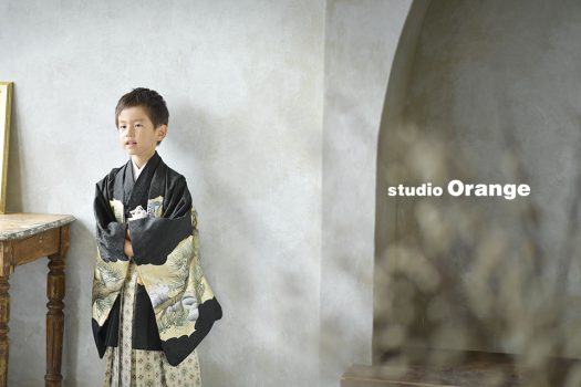 奈良 写真館 七五三 袴