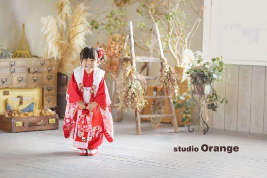 奈良 写真館 七五三