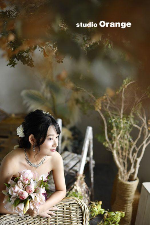 奈良 写真館 成人式 前撮り ドレス