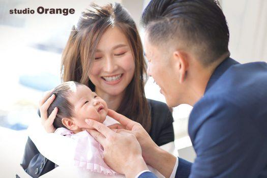 お宮参り 奈良 写真館 スタジオオレンジ