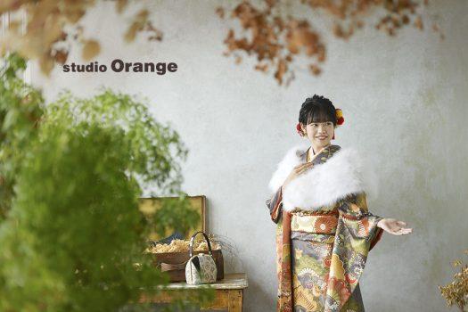奈良 写真館 成人式 前撮り 振袖 持ち込み