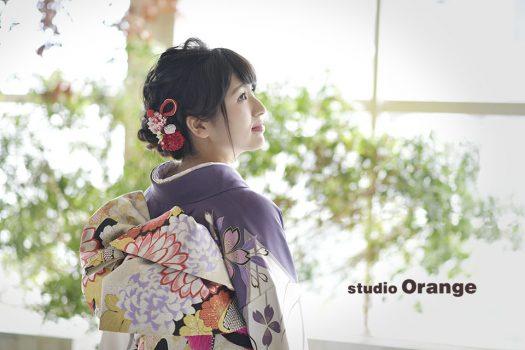 奈良 写真館 成人 成人式 前撮り