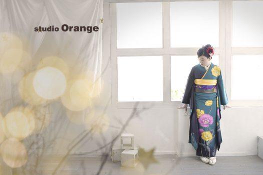 奈良 写真館 成人式 着物