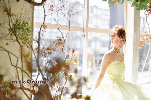 成人式 奈良店 ドレス撮影