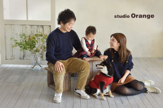家族写し 奈良店 ペット撮影
