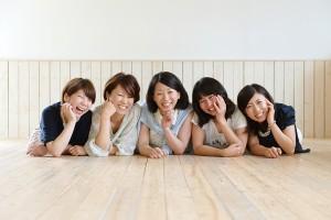 高校時代の友達 女子