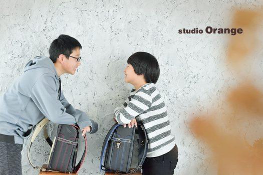 奈良店 スタジオ 写真館 入学式 卒業式 兄弟写し