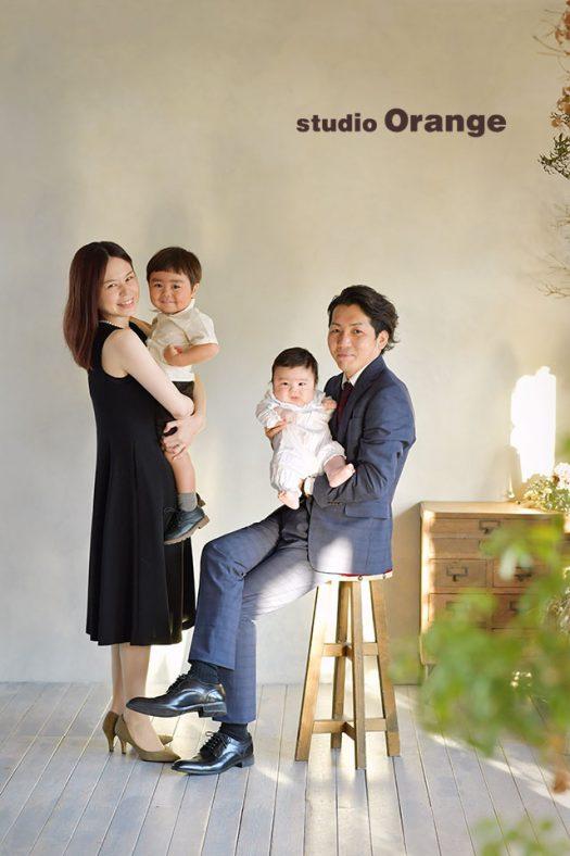 奈良店 家族写し 記念