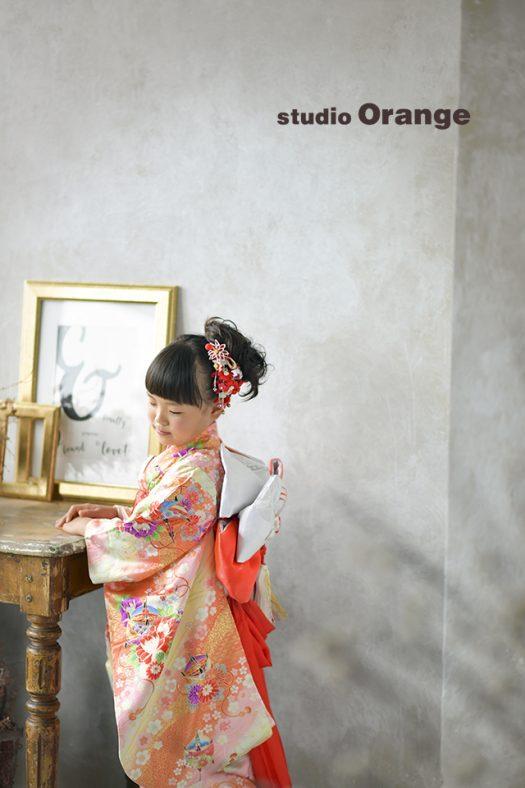 奈良店 七五三 女の子 和装