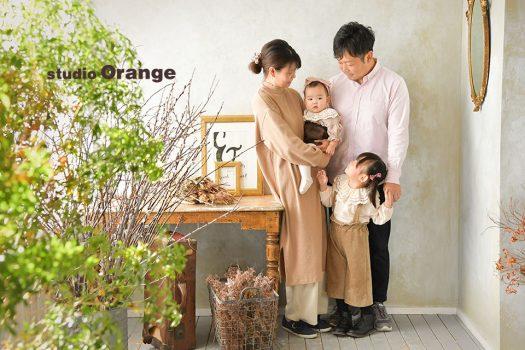 奈良店 バースデー お誕生日 家族写し