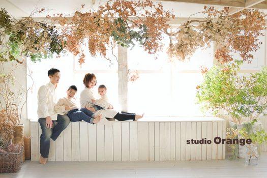 奈良店 バースデー 誕生日 家族写し