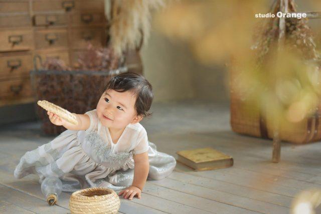 1歳 ファーストバースデー お誕生日写真