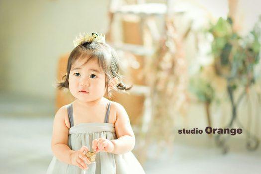 奈良店 フォトスタジオ 写真館 バースデー 誕生日 スーツ ドレス 私服 裸 1人写し