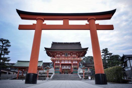 伏見稲荷大社 神社 京都