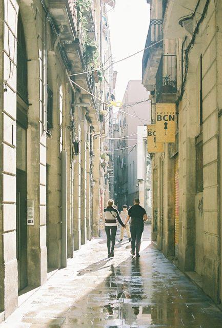 スペイン バルセロナ 年末年始 海外旅行 奈良 写真館