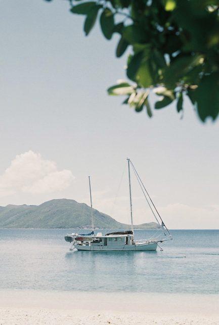 オーストラリア フィッツロイ島 海外旅行 海 島