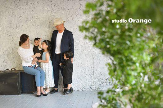 フォトスタジオ 写真館 バースデー お誕生日 洋装 スーツ ドレス 私服 家族写し 奈良市 学園前 生駒 大和郡山市 精華町 木津川市
