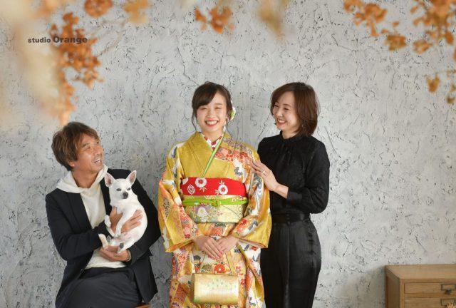 奈良 写真館 成人式 振袖 フォトスタジオ