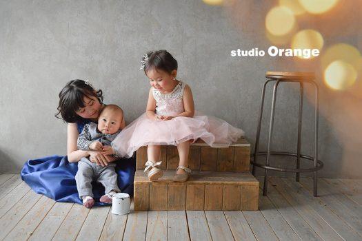 奈良 写真館 ナチュラル アンティーク スタジオ