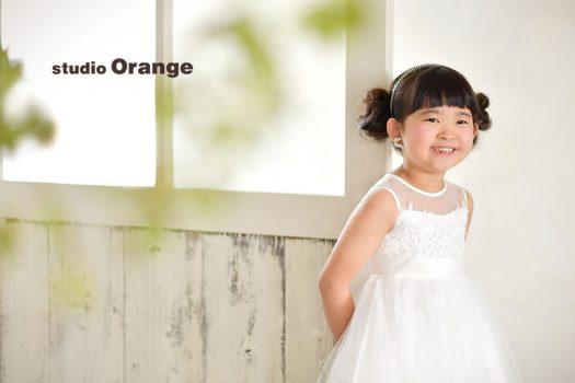 奈良店 フォトスタジオ 写真館 バースデー お誕生日 記念 洋服 スーツ ドレス 私服 1人写し