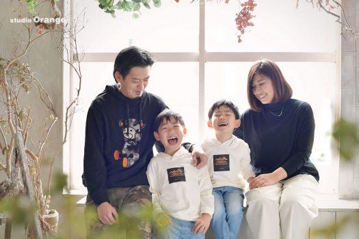 写真館 奈良 フォトスタジオ 兄弟 バースデー撮影 誕生日撮影