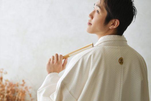 レンタル袴 奈良市 白い袴