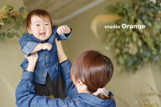 奈良市 フォトスタジオ  奈良市 お誕生日
