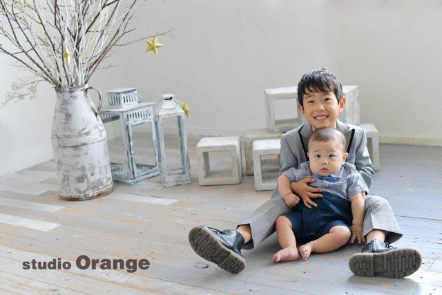 七五三 奈良市 フォトスタジオ スタジオオレンジ