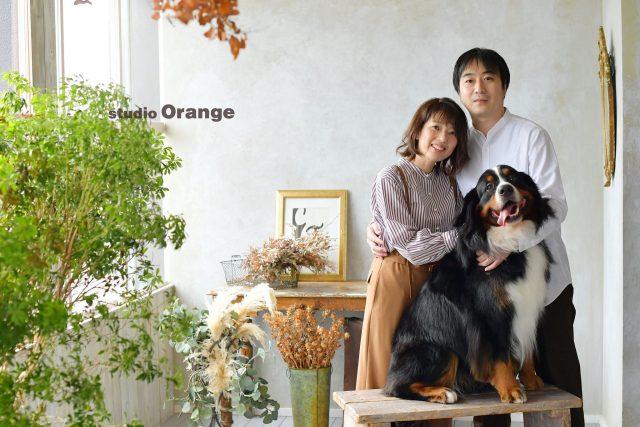 ペットフォト 奈良市 写真館 犬